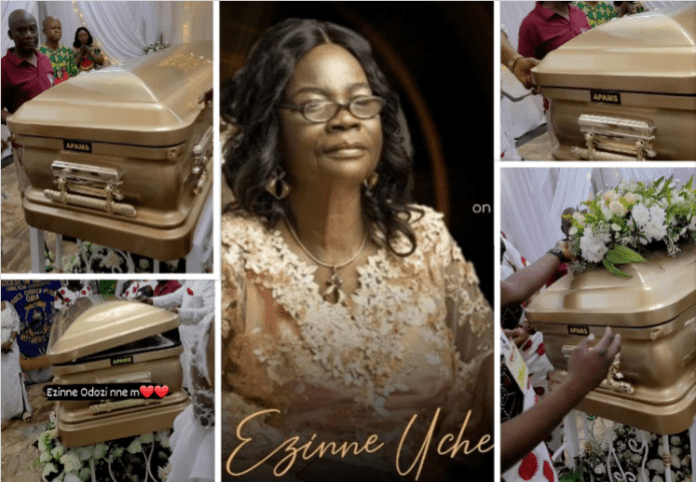 Clergy Apologises For Comment On Obi Cubana's Mom's Burial
