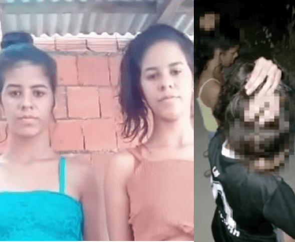 Identical twin sisters, 18, brutally executed by Brazil gang and it was livestreamed