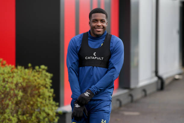 Nigerian footballer, Nnamdi Ofoborh to put his career on hold after scans revealed he has a heart issue