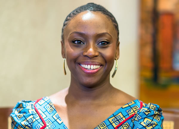 Priests should guide their parishioners and not attack them - Chimamanda Adichie replies Catholic Parish Priest who verbally attacked her during her mother