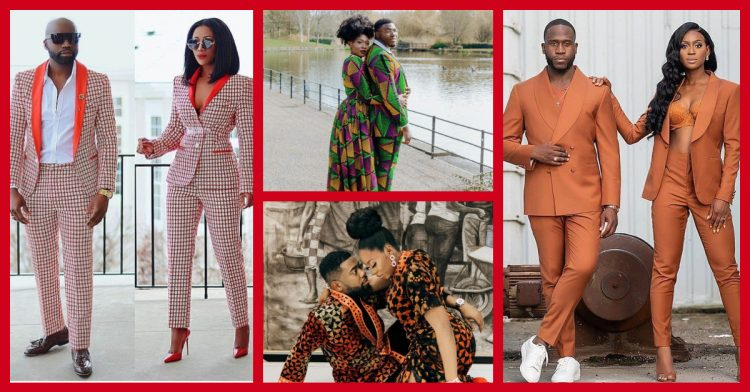 These Matching Couples Styles Are Lovely