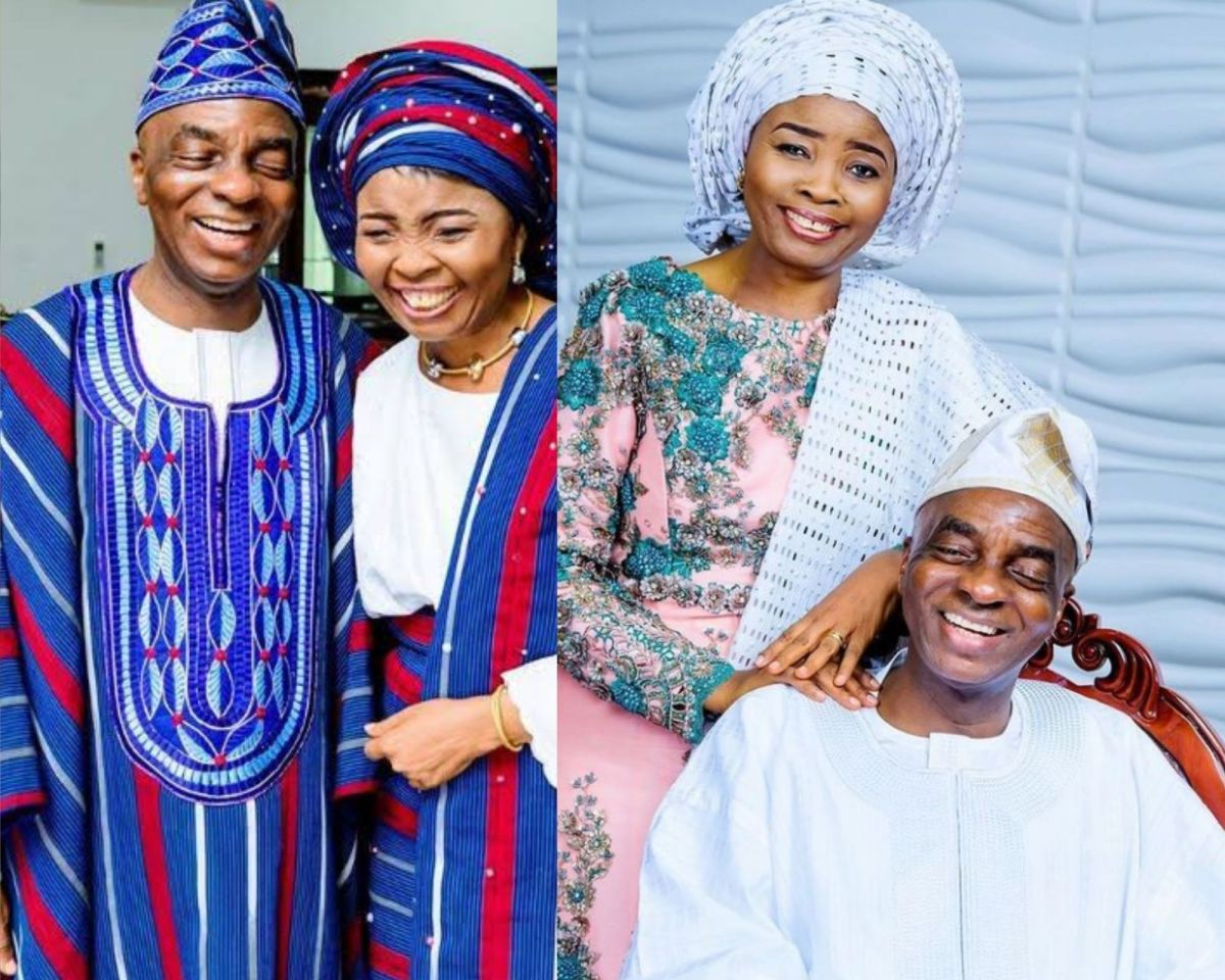 """""""I look forward to forever with you"""", – Oyedepo pens down heartwarming note to wife on their 39th wedding anniversary"""