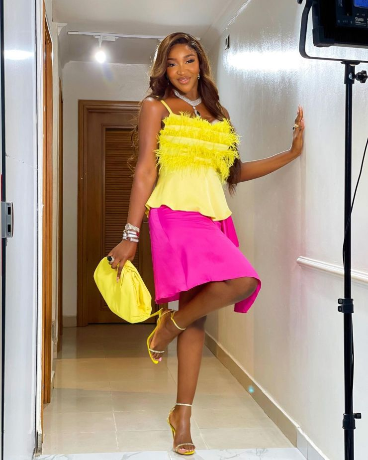 Idia Aisien- Classy And Fashionable