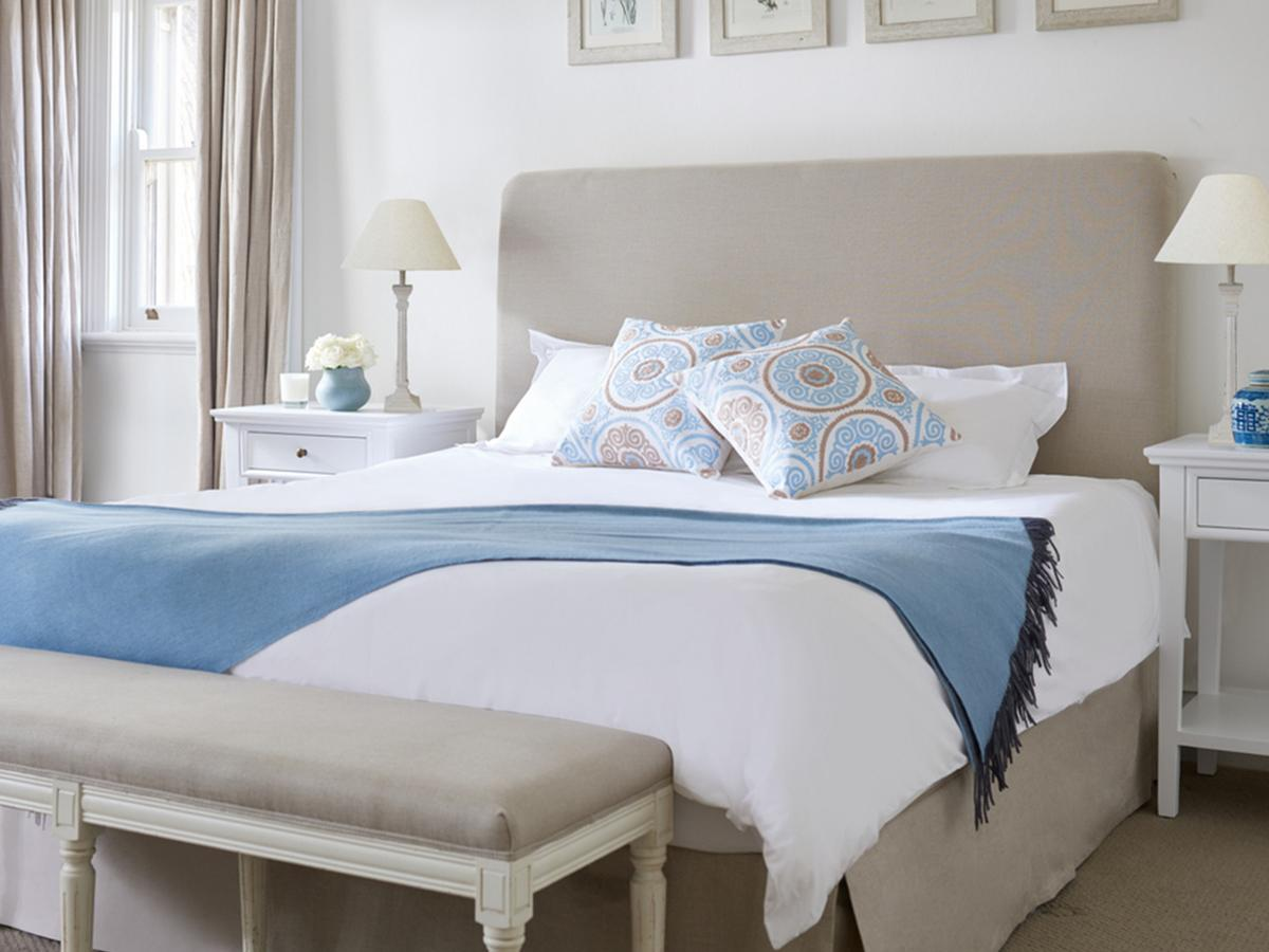 How To Achieve A Hamptons Style Bedroom Sg