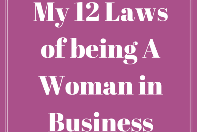 boss babe woman in business