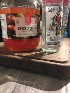 local blog blogger fall alcoholic drink