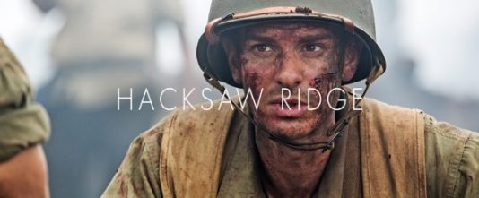 Hacksaw Ridge - Friday, November 4