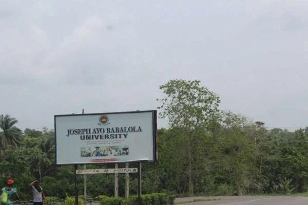 Joseph Ayo Babalola University
