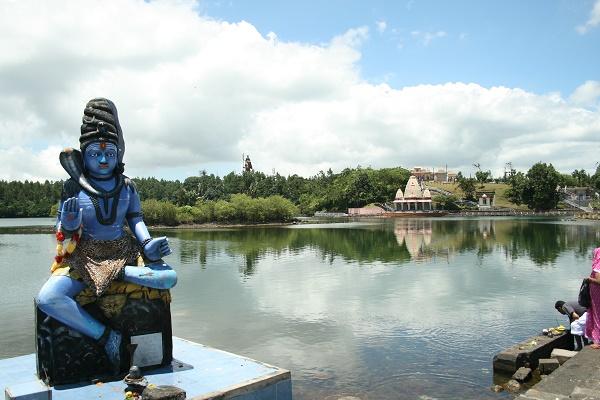 Grand basin sacred lake