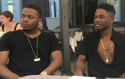 Image result for olamide and lil kesh