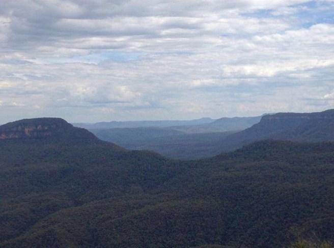 Blue Mountains Sydney, Australia (Photo by Priya Chaudhary)