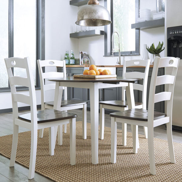 Kelly 5 Piece Dining Room Set KELLY 5PC DIN SET Lifestyle Furniture By Babettes Leesburg The