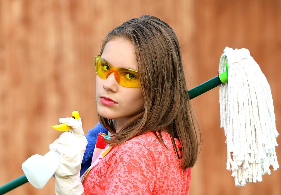 trucuri de curățenie