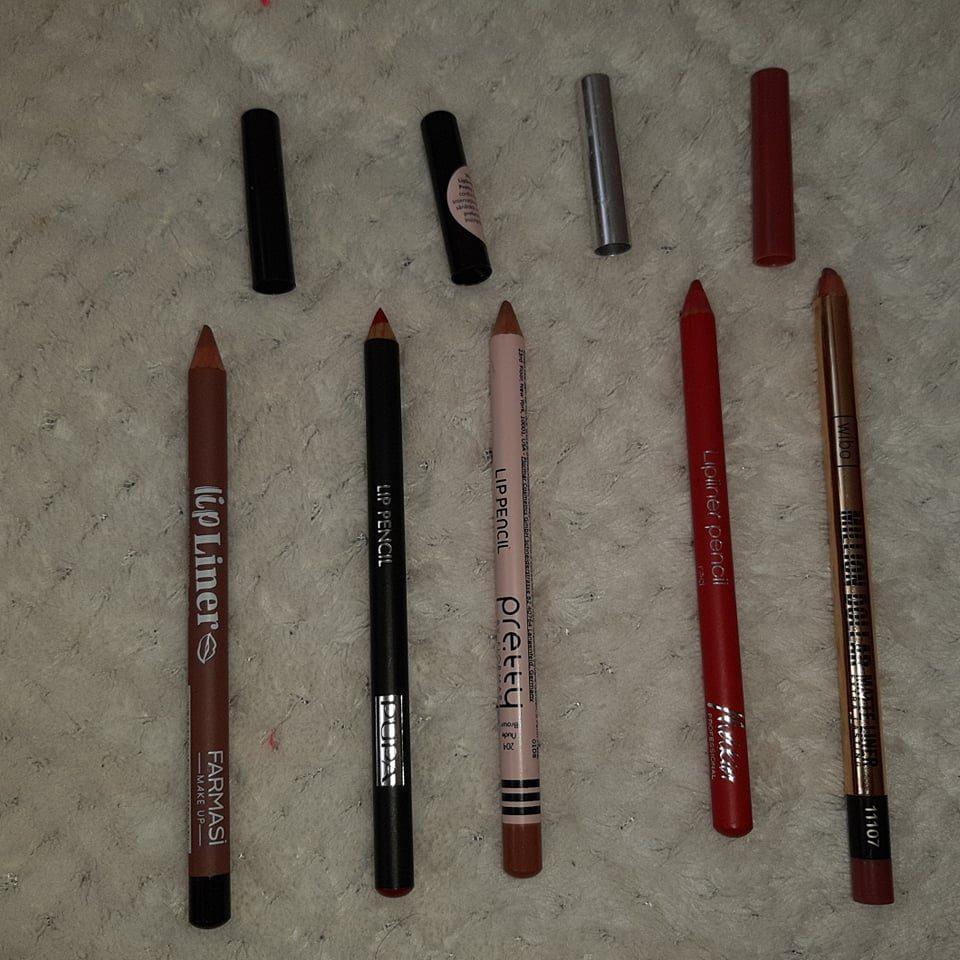 creioane de buze
