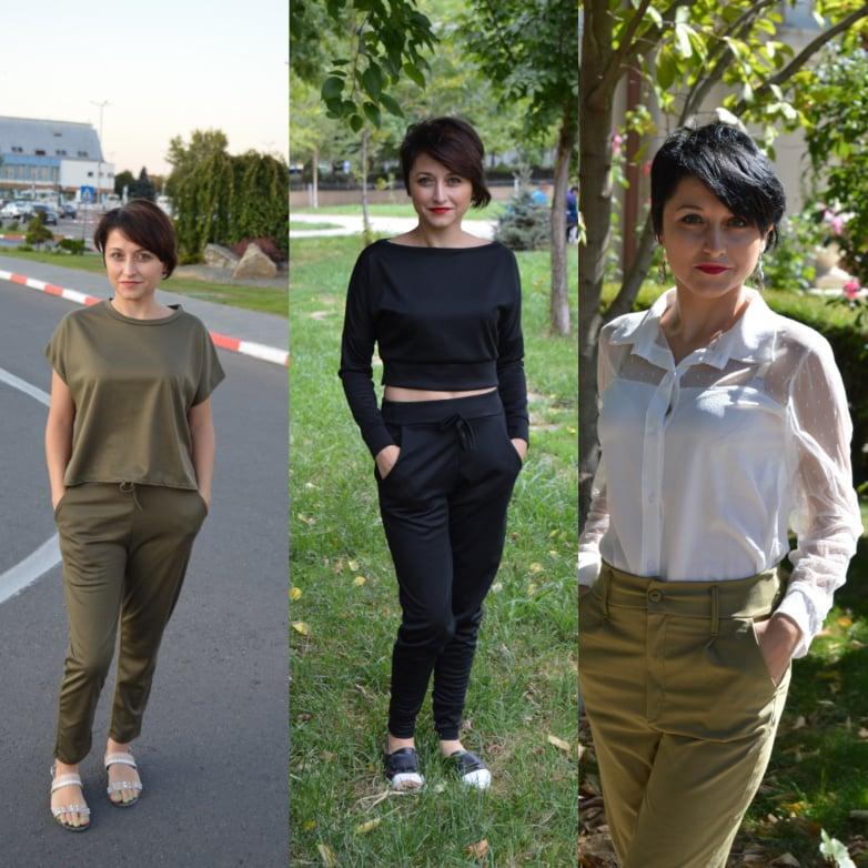 ținute cu pantaloni Femme Luxe