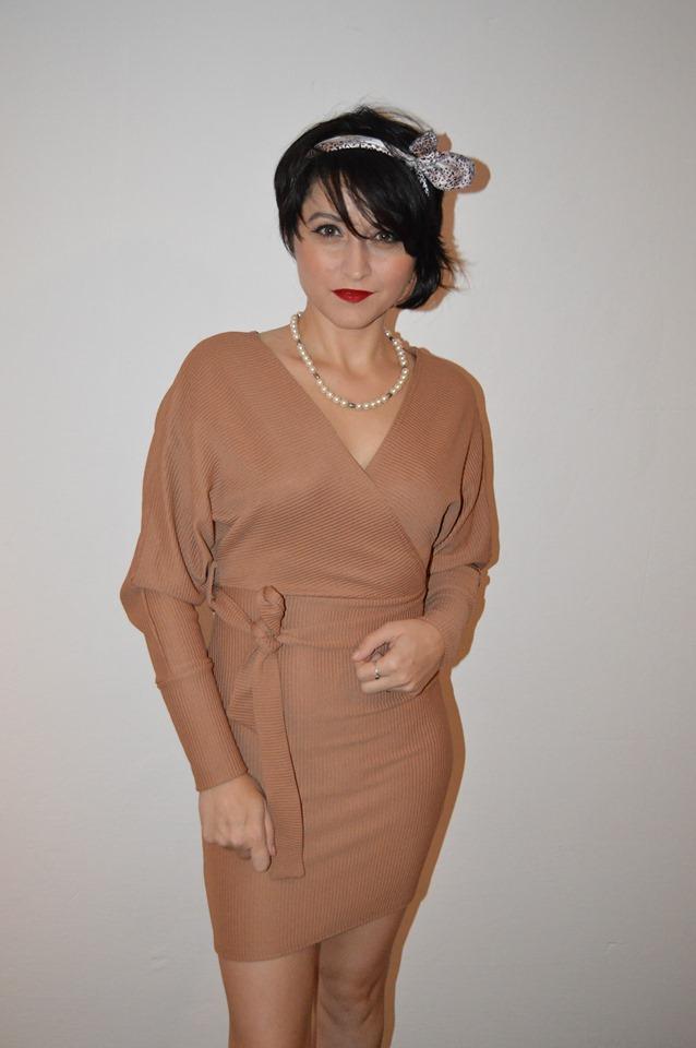 rochie bodycon Femme Luxe