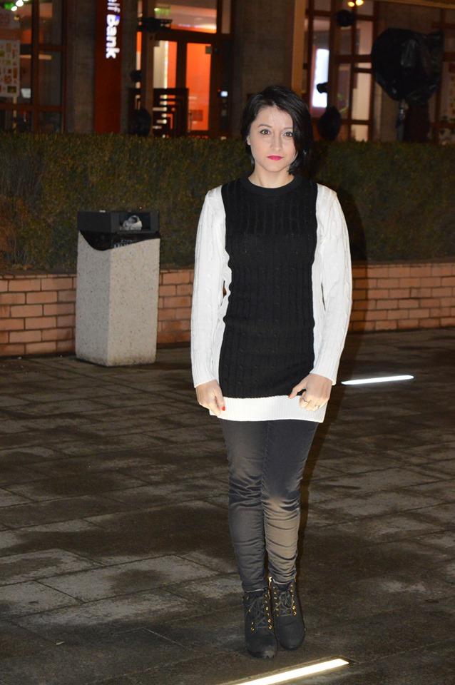 rochii de iarnă Femme Luxe