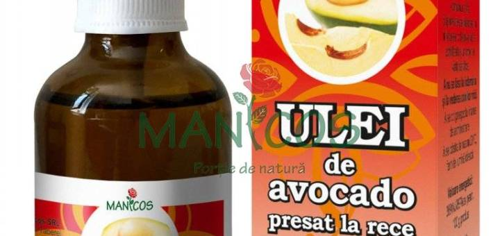 uleiul de avocado