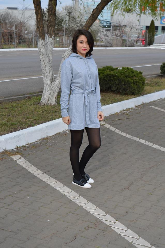 rochiță-hanorac