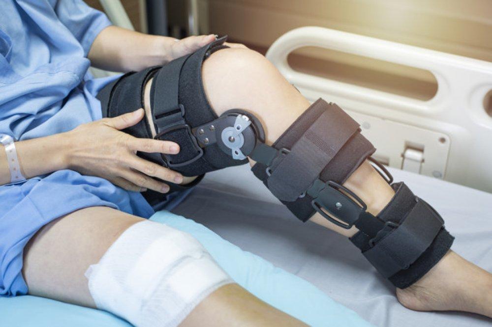 ruptură de ligament