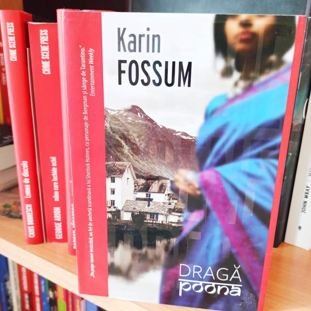 Dragă Poona - Karin Fossum