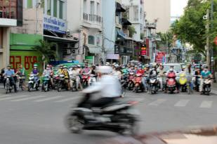 Scooter City - Saigon