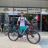 Specialized Levo HT BLU