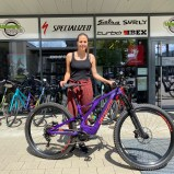 Specialized LEVO C29 PURPLE M
