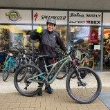 Specialized Stumpjumper FSR 2021 Custom Blue