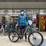 Specialized Levo Comp 2021 XL GRN