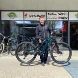 Specialized LEVO SL COMP CARBON M GREEN