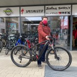 Specialized Levo HT RED