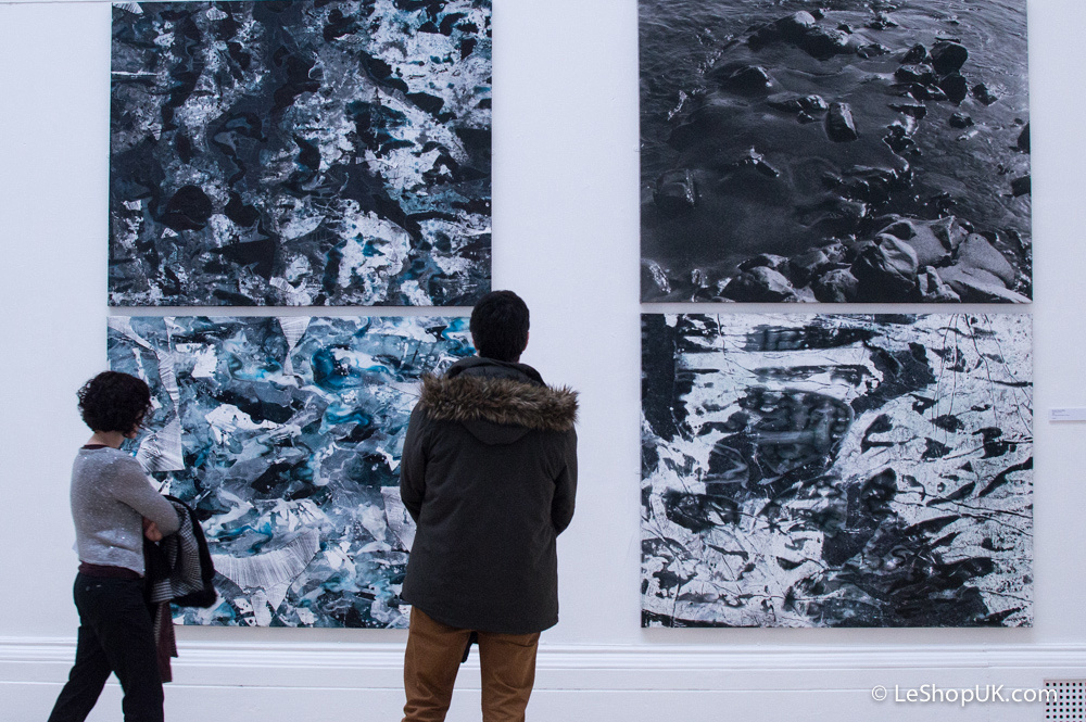 The Power of the Sea at the RWA in Bristol