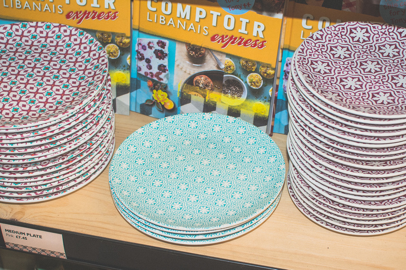 Discovering the deli at Comptoir Libanais in Bath