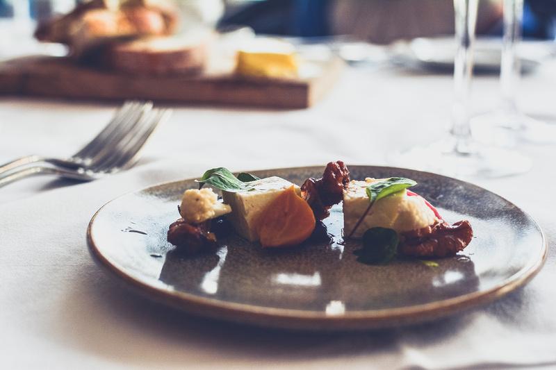 John Burton-Race Restaurant at the Grosvenor Hotel in Torquay