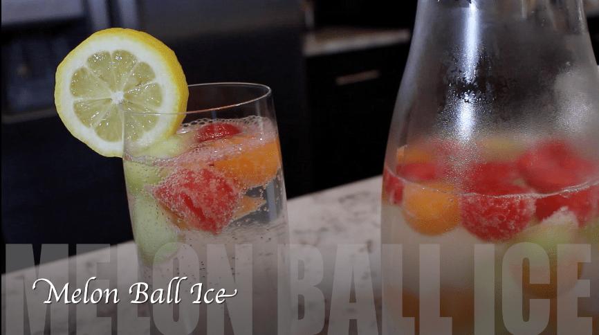 Melon Ball Ice