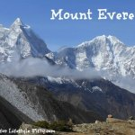 Climbing Mount Everest on her 60th Birthday
