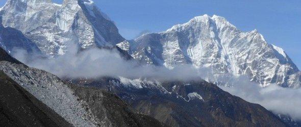 Climbing Mount Everest on her 60th Birthday