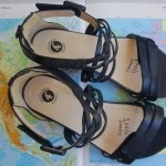 Travel Friendly Shoes Made For Walking and A Giveaway!