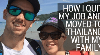 How Matt Scott quit his job and moved to Thailand with his family