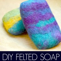 Felted Soap Tutorial