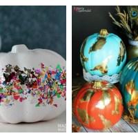 17 Amazing Dollar Store Pumpkin Crafts