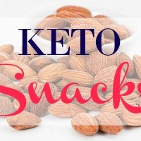 Keto Snacks I Can't Live Without