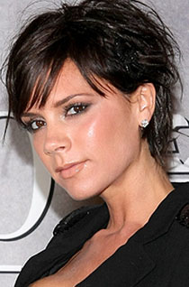 Top 10 Celebrity Hair Icons Number 4 Victoria Beckham