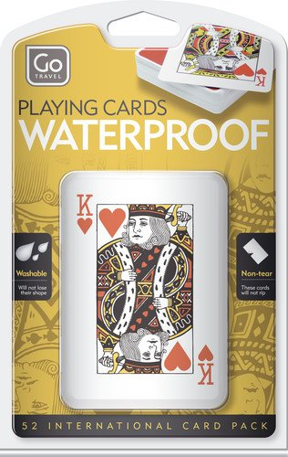 Waterproof Playing Cards Product Image