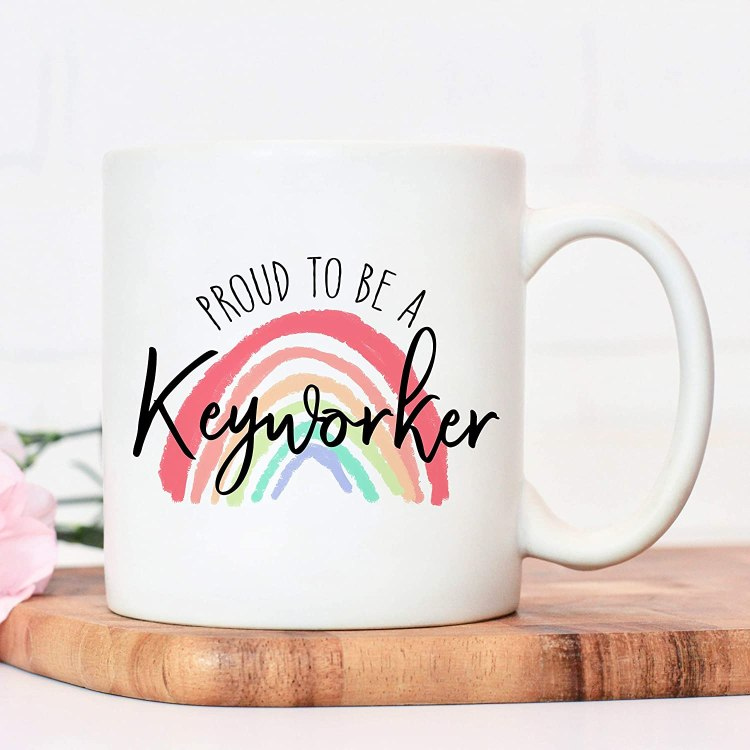 Proud To Be A Key Worker Product Image