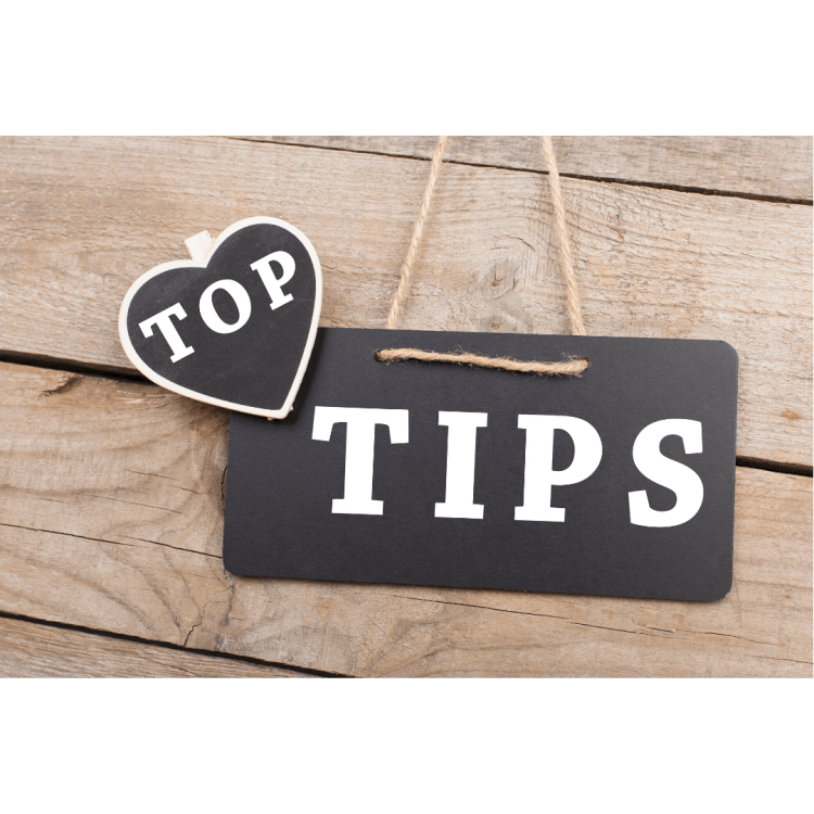 Top Tips Image