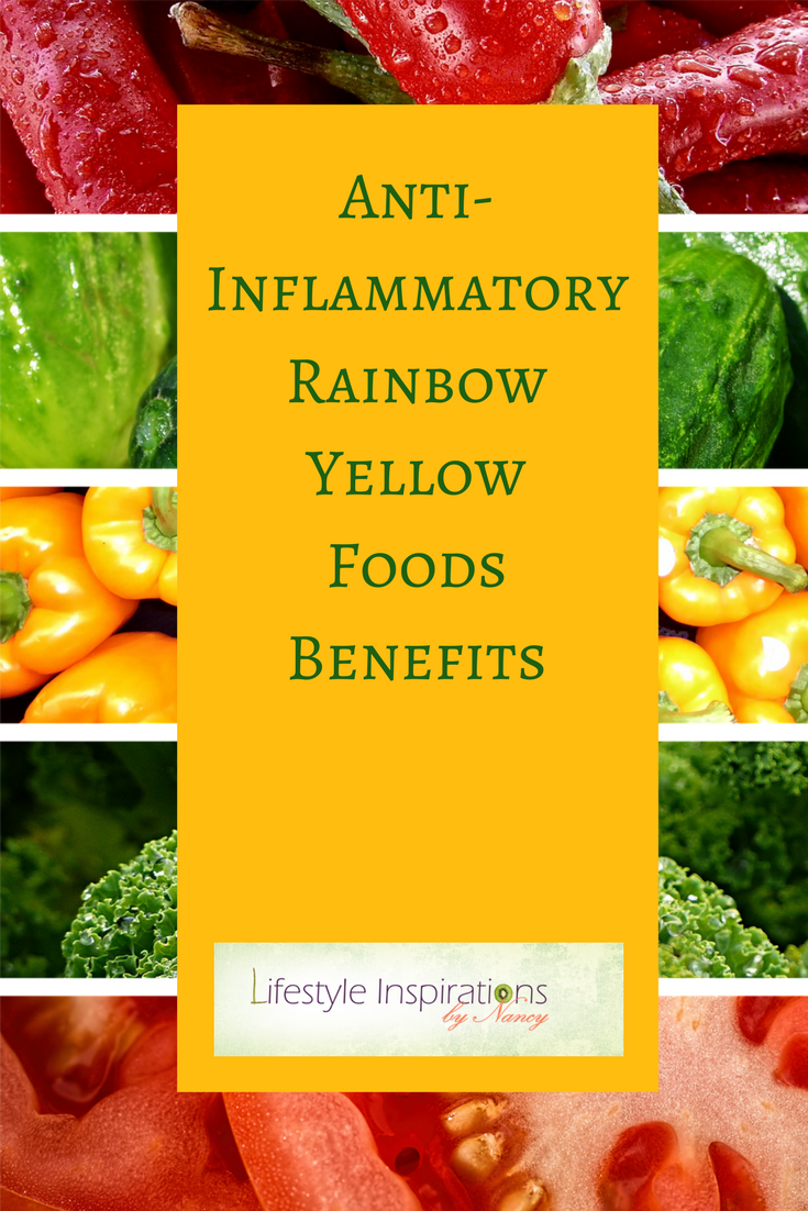 yellow foods benefits