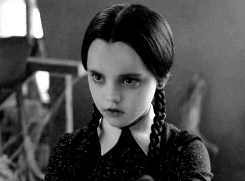 halloween wednesday addams