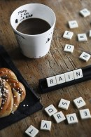 coffee scrable